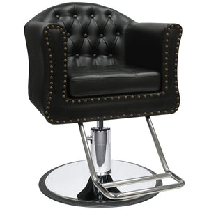 ARIA Styling Chair SC-87BLK