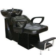 Load image into Gallery viewer, FLAMINGO Euro Design Shampoo Backwash Unit with Contour Arm Rest SU-56