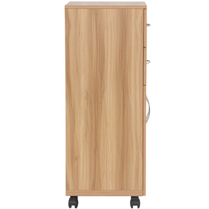 BAYLOR Salon Wood Trolley TR-07P