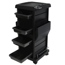 Load image into Gallery viewer, Package of 4 Deluxe Salon Trolley 4 x TR-10A