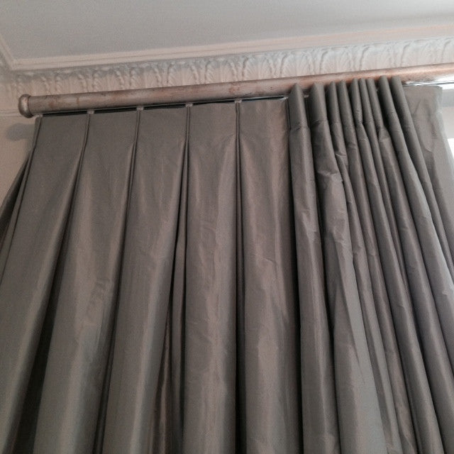 CC Pleated by Curtain Couture