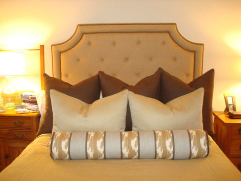 Bedding & Headboard - Curtain Couture