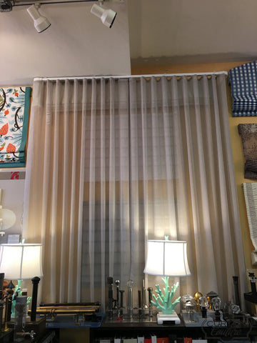 Showroom - Drapery Display