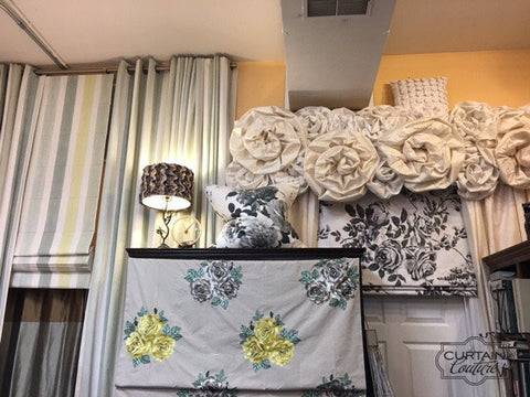 Showroom - Valances + Shades