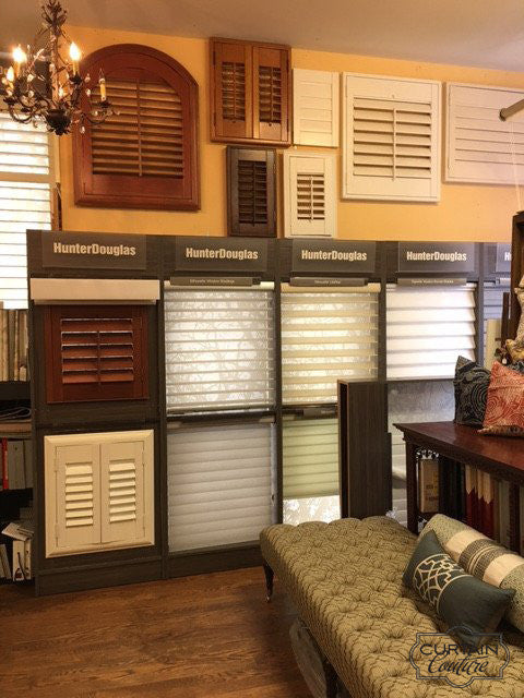 Showroom - Shutters & Shades Display