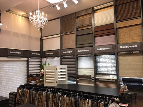 Showroom - Shades Display