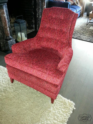 Pretty Chair by Peroutka Home & Curtain Couture