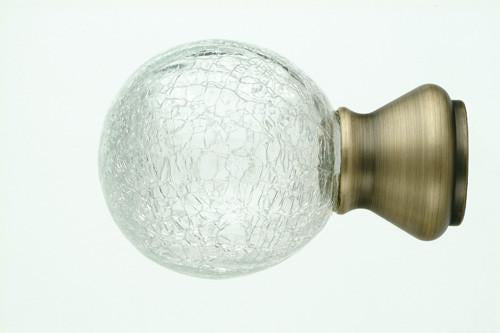 "Urban Collection - Finial UFN9 for 1 1/8"" Drapery Hardware - Pair"