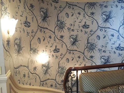 Wallpaper from Zoffany by Curtain Couture