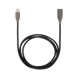 Câble USB Vers USB-C - Design Soft Black