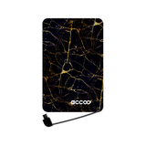 Batterie externe Modèle M - Design Golden Black