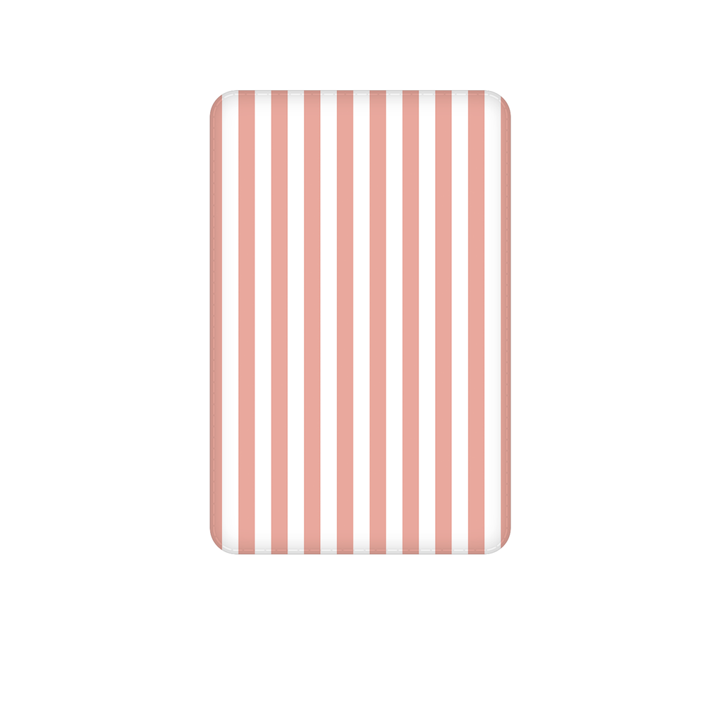 Batterie externe Modèle M - Design Pink Stripes