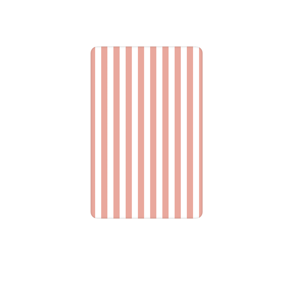 Batterie externe Modèle S - Design Pink Stripes