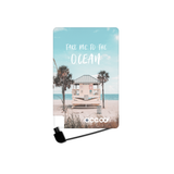 Batterie externe Modèle S - Design Take me to the Ocean