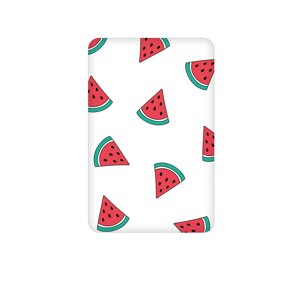 Batterie externe Modèle M - Design Watermelon