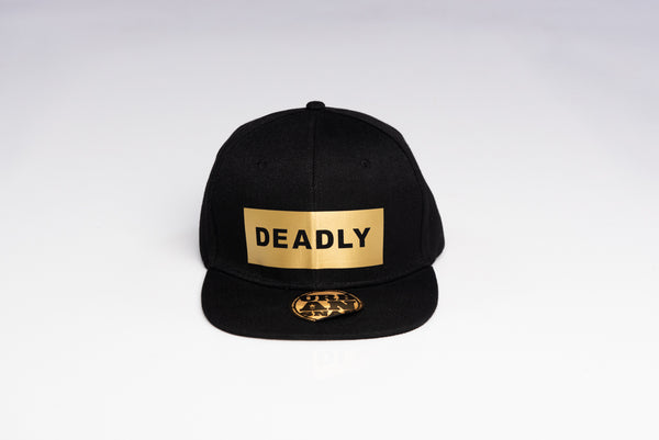 DEADLY Solid Gold cap