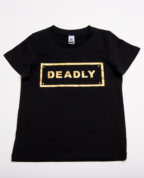 Little Shorty Deadly Tee