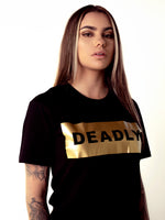 DEADLY Solid Gold Tee
