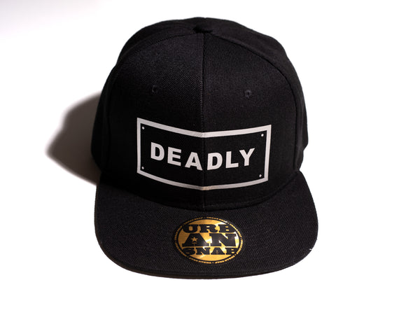 DEADLY Snapback cap