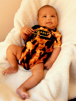Tie Dyed Mini Me Deadly Onesie