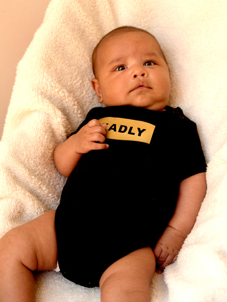 Mini Me Deadly Onesie