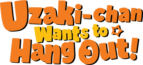 Uzaki-chan Wants to Hang Out logo