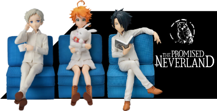 Figurine the promised neverland nihon no sekai