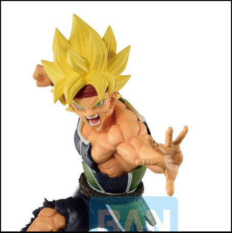 Figurine Dragon Ball Legends - Ichibansho Figure Super Saiyan Bardock Rising Fighters - Nihon No Sekai Bandai 4983164164572 Nihon No Sekai manga  anime  Figurine Dragon Ball Legends Ichibansho Figure Super Saiyan Bardock Rising Fighters