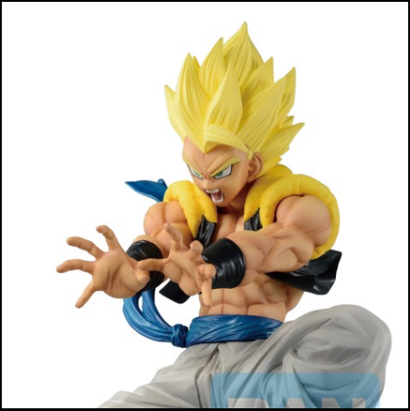 Figurine - Dragon Ball Super Legends - Ichibansho Figure Super Saiyan Gogeta - Rising Fighters - Nihon No Sekai Bandai 4983164164541 Nihon No Sekai manga  anime  Figurine Dragon Ball Super Legends Ichibansho Figure Super Saiyan Gogeta - Rising Fighters