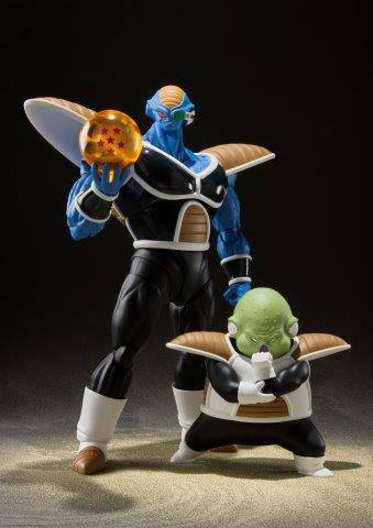 Dragon Ball Z  Frieza - First Form - Nihon No Sekai Bandai Nihon No Sekai manga  anime  Figurine Dragon Ball Z Burter & Guldo SHF