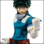 Ichibansho Figure Figurine Izuku Midoriya Fighting Heroes feat. One's Justice