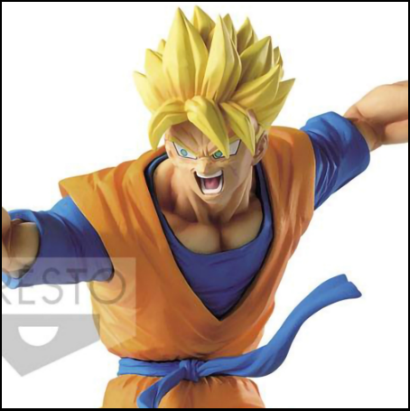 Figurine Dragon Ball Legends Collab - Figurine Son Gohan Super Saiyan - Nihon No Sekai Banpresto 4983164818055 Nihon No Sekai manga  anime  Figurine Dragon Ball Legends Collab - Figurine Son Gohan Super Saiyan