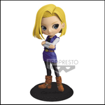 Dragon Ball Z Q posket - Figurine Android 18 Ver.A