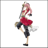 Figurine One Piece Treasure Cruise World Journey vol.4 - Figurine Rebecca - Nihon No Sekai Banpresto 4983164164008 Nihon No Sekai manga  anime  Figurine One Piece Treasure Cruise World Journey vol.4 - Figurine Rebecca