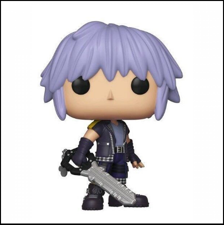 Funko Pop Figurine Riku Kingdom Hearts 3 - Nihon No Sekai Funko 889698340533 Nihon No Sekai manga  anime  Figurine Funko Pop Figurine Riku Kingdom Hearts 3