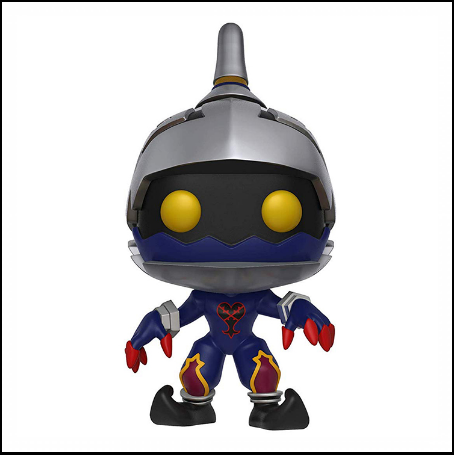 Funko Pop Figurine Soldier Heartless Kingdom Hearts 3 - Nihon No Sekai Funko 889698340564 Nihon No Sekai manga  anime  Figurine Funko Pop Figurine Soldier Heartless Kingdom Hearts 3