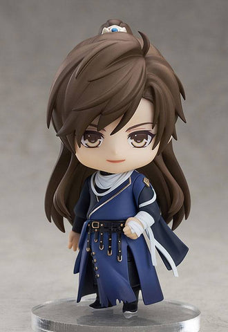 Love & Producer Figurine Nendoroid Qi Bai Grand Occultist Ver - Nihon No Sekai GoodSmile Company 4580590123540 Nihon No Sekai manga  anime  Figurine Love & Producer Figurine Nendoroid Qi Bai Grand Occultist Ver