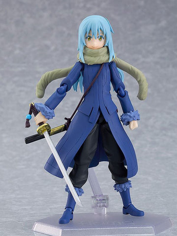 That Time I Got Reincarnated As A Slime Figurine Figma Rimuru - Nihon No Sekai Max Factory 4545784067246 Nihon No Sekai manga  anime  Statuette That Time I Got Reincarnated As A Slime Figurine Figma Rimuru