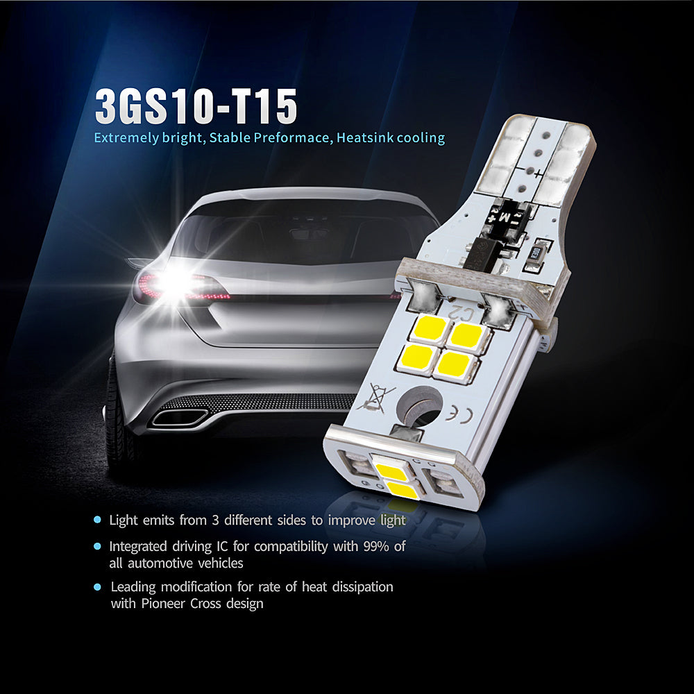 GS Series LED Exterior Light-921 Canbus