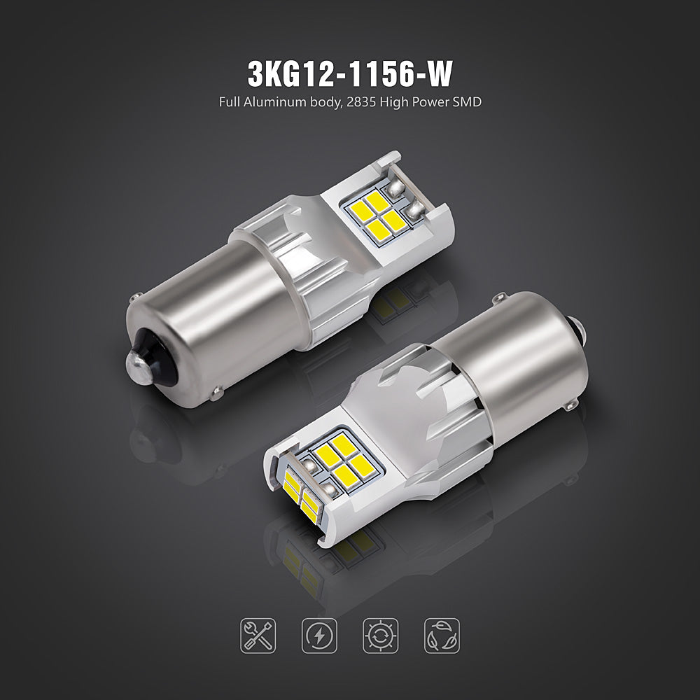KG Series LED Exterior Light-1156 White