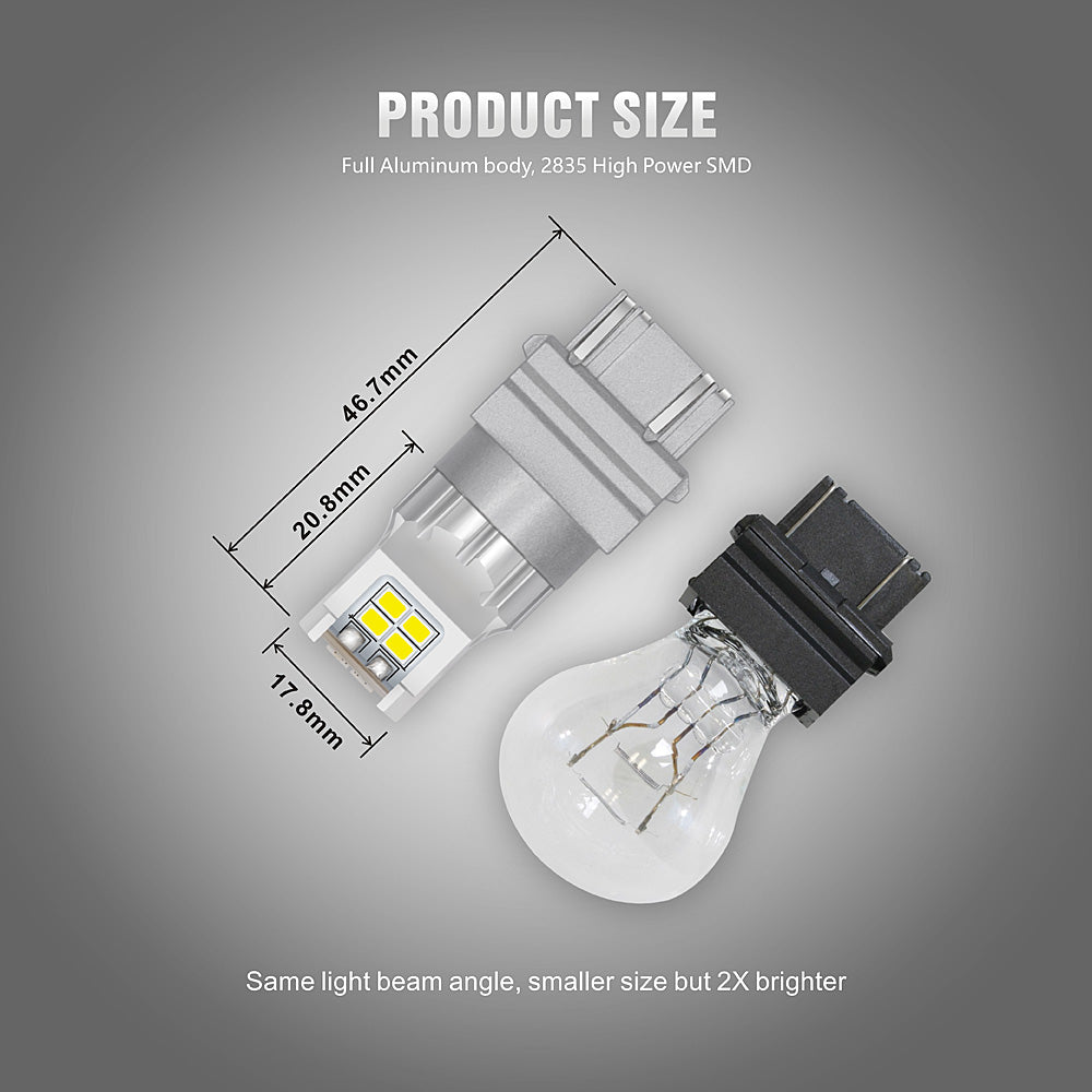 KG Series LED Exterior Light-3157 White