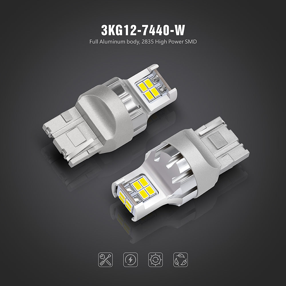 KG Series LED Exterior Light-7440 White