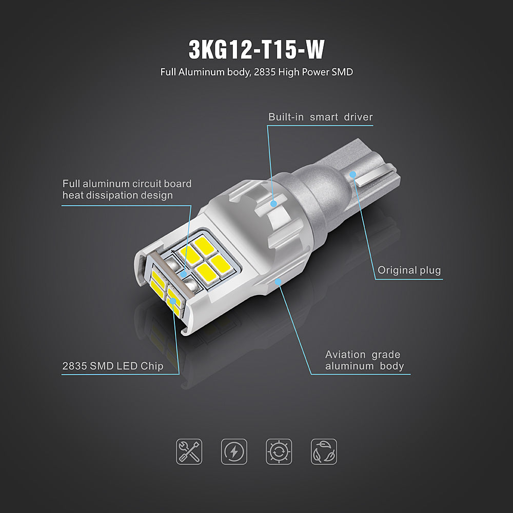 KG Series LED Exterior Light-921 Canbus