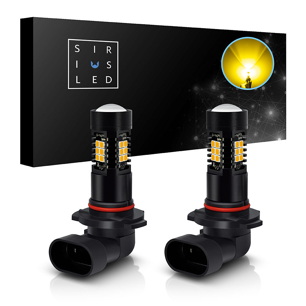 CG LED Fog Lights-H10 Golden Yellow