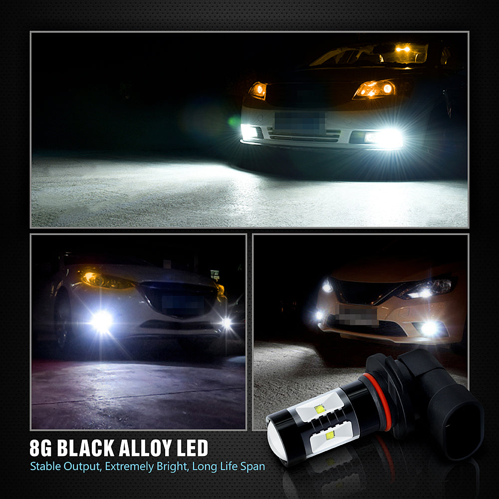 BK 30W LED Fog Lights-9005