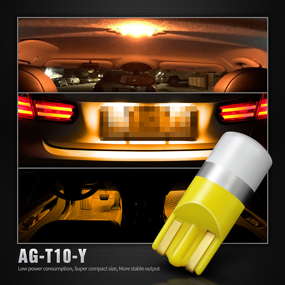 Pack of 4 LED Interior Lights-194 Amber