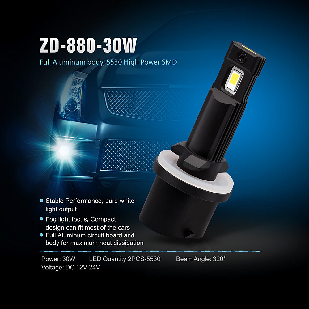 ZD LED Fog Lights-880