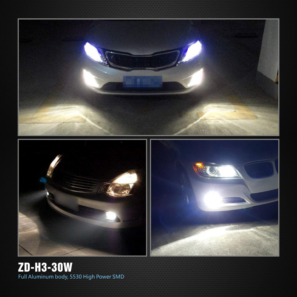 ZD LED Fog Lights-H3