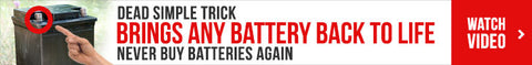 Bring Old Batteries Back To Life Again.  Get More information at Midwest2u.com