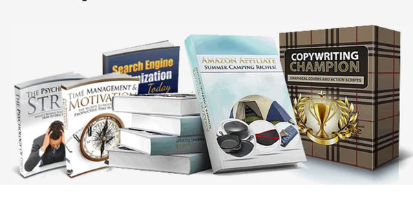 Free PLR's, Books, Training and Software